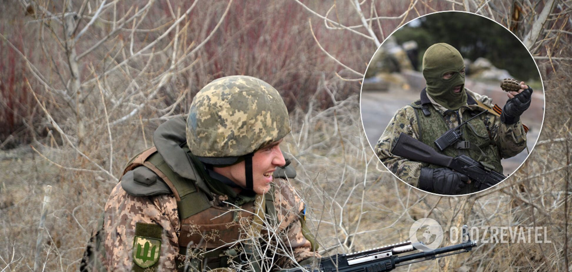 ЗСУ дали жорстку відсіч найманцям Путіна на Донбасі: у терористів втрати