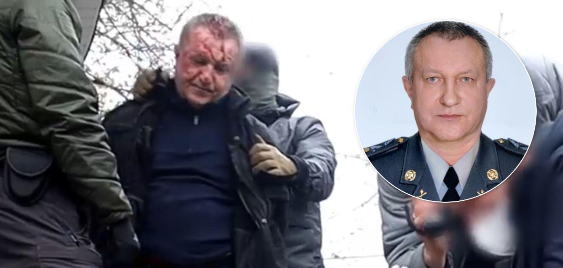 Генерал СБУ Шайтанов