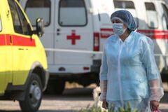 Пандемія COVID-19 в Україні. Ілюстрація