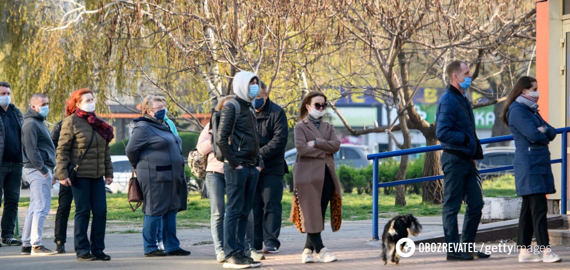 Зеленский сообщил, когда в Украине будет пик эпидемии коронавируса