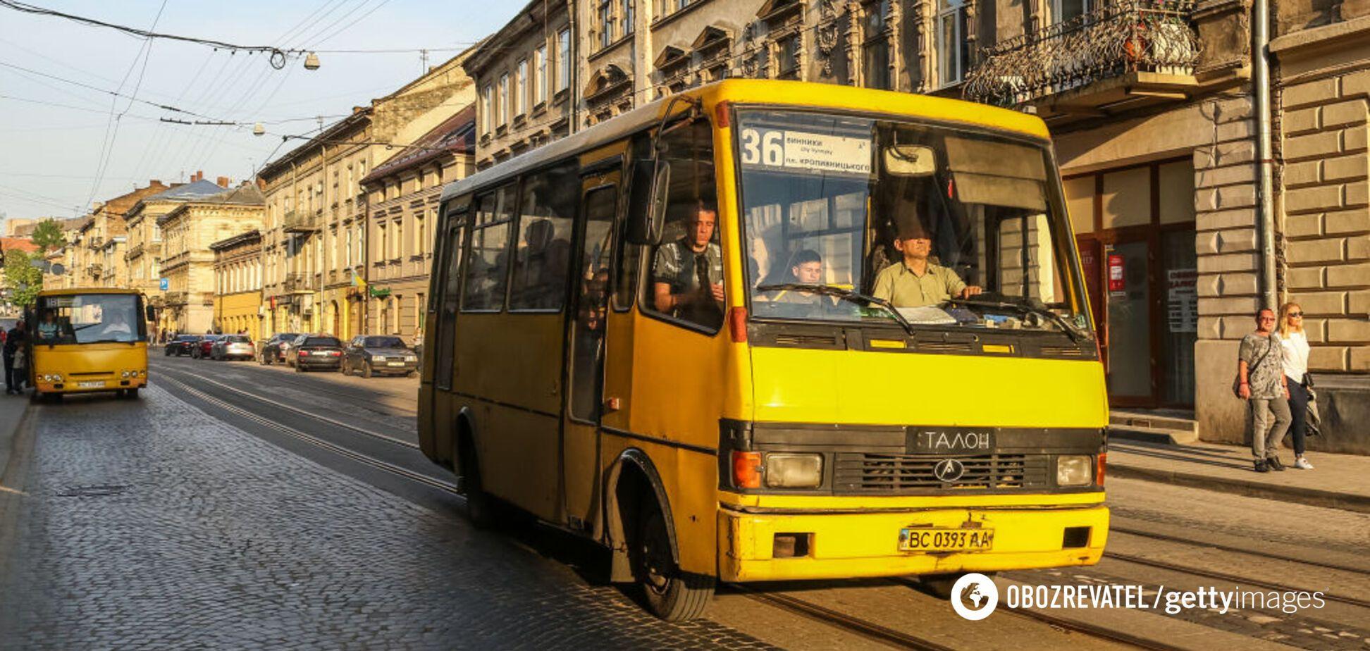 Девять городов Украины откажутся от маршруток – Криклий