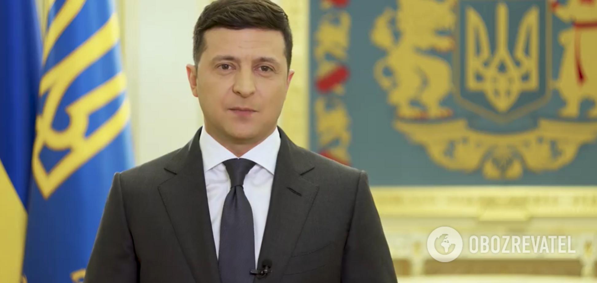 Зеленський записав нове відеозвернення до українців: про що говорив президент