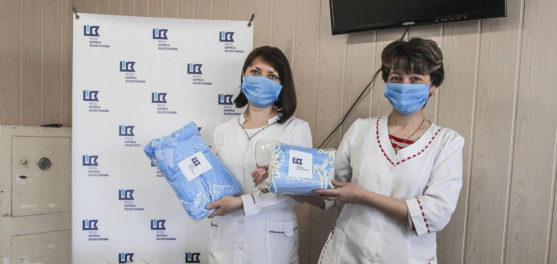 Благодійники на варті здоров'я: яка допомога надається Костянтинівці в боротьбі з коронавірусом