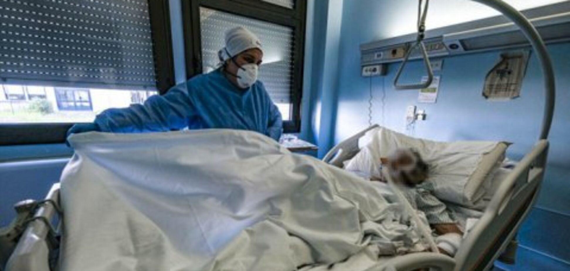 В Днепре скончался первый пациент с коронавирусом