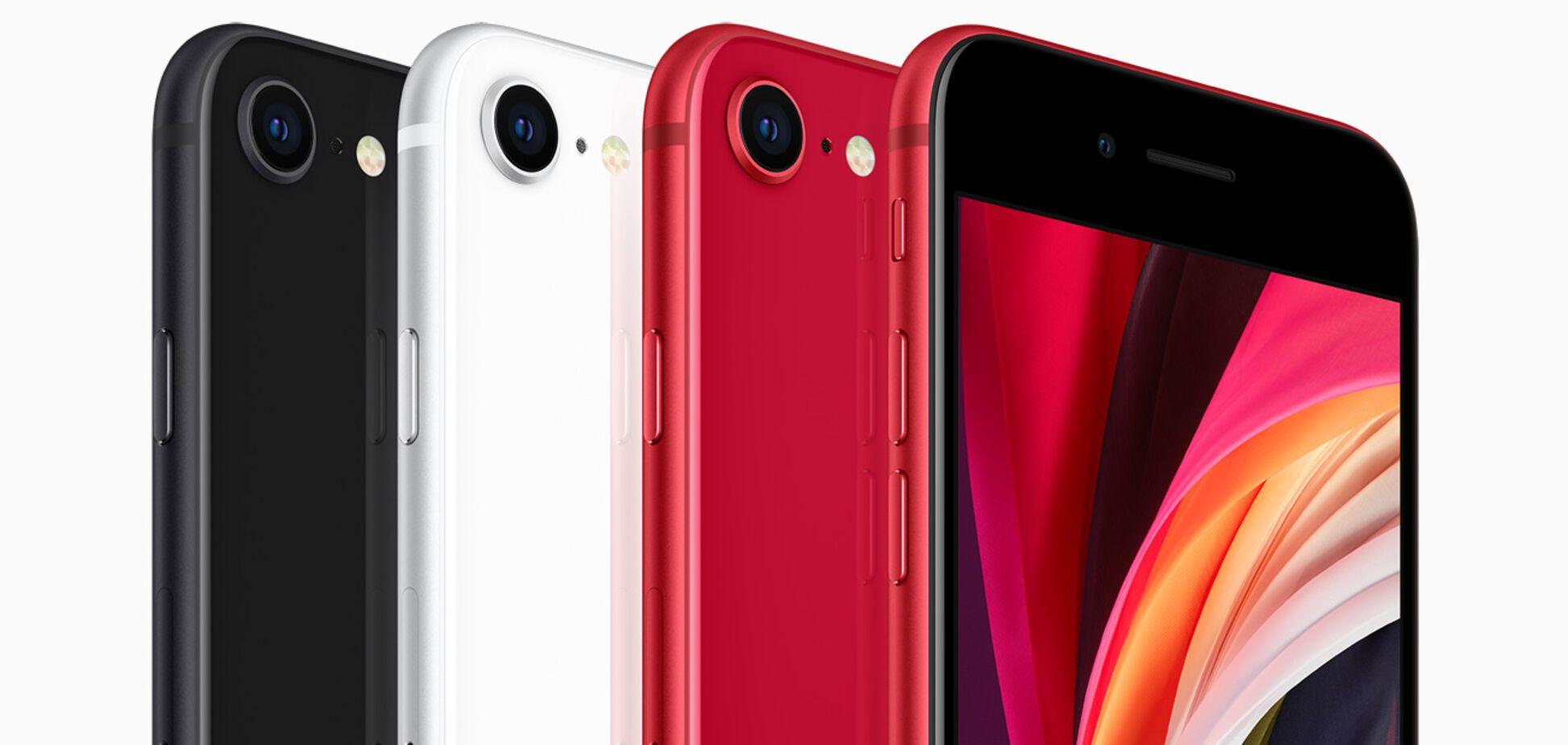 Apple представила бюджетный iPhone SE. Фото и видео