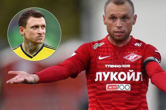 Денис Глушаков і Павло Мамаєв