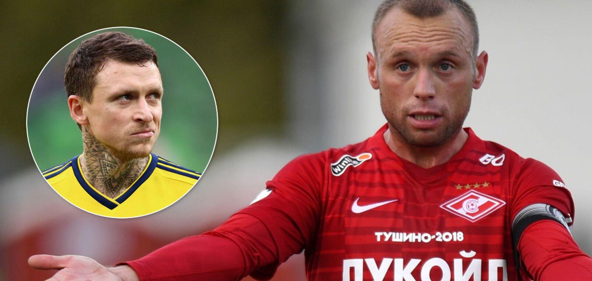 Глушаков ударив Мамаєва після суперечки з Широковим