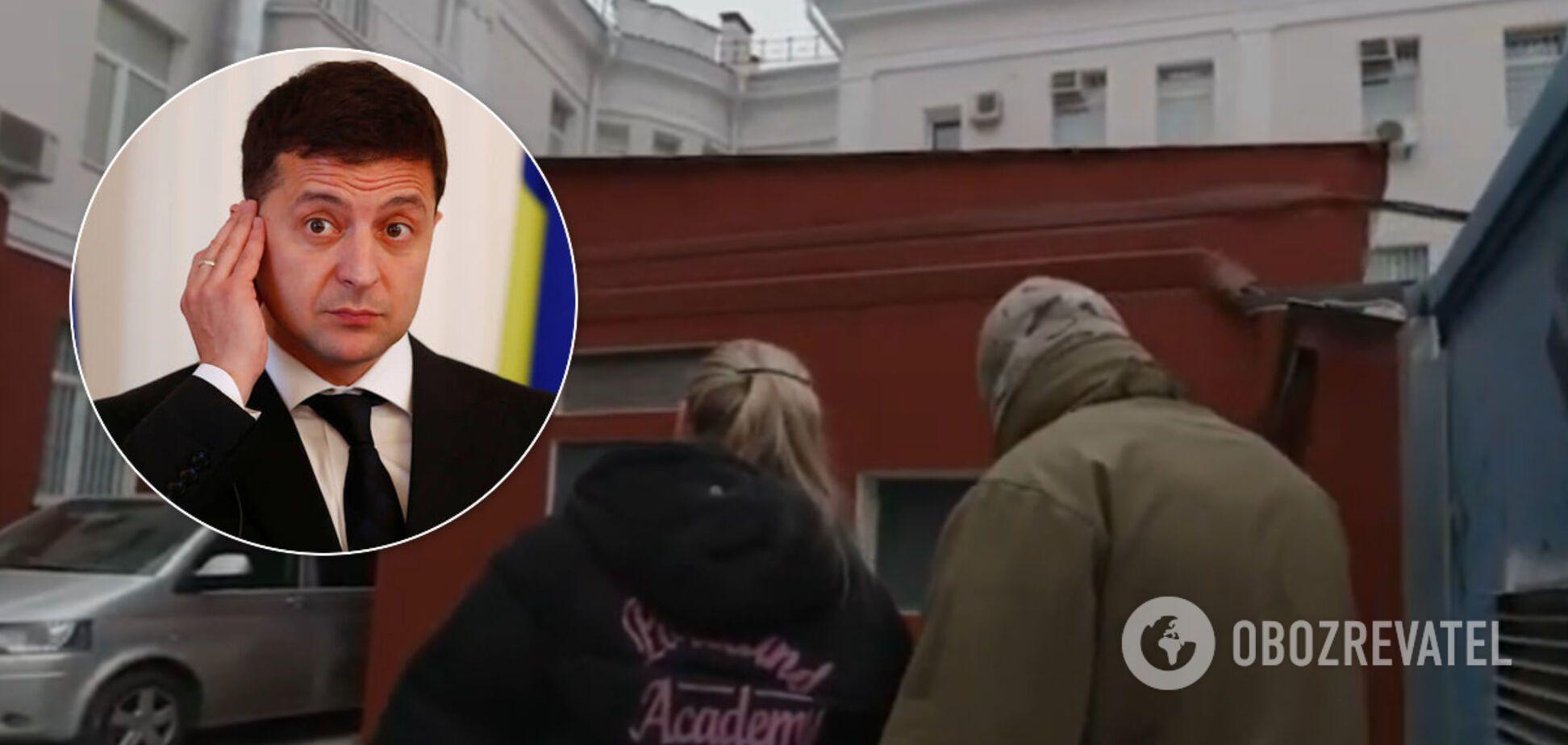 У Зеленського відреагували на затримання 'українських агентів' у Криму