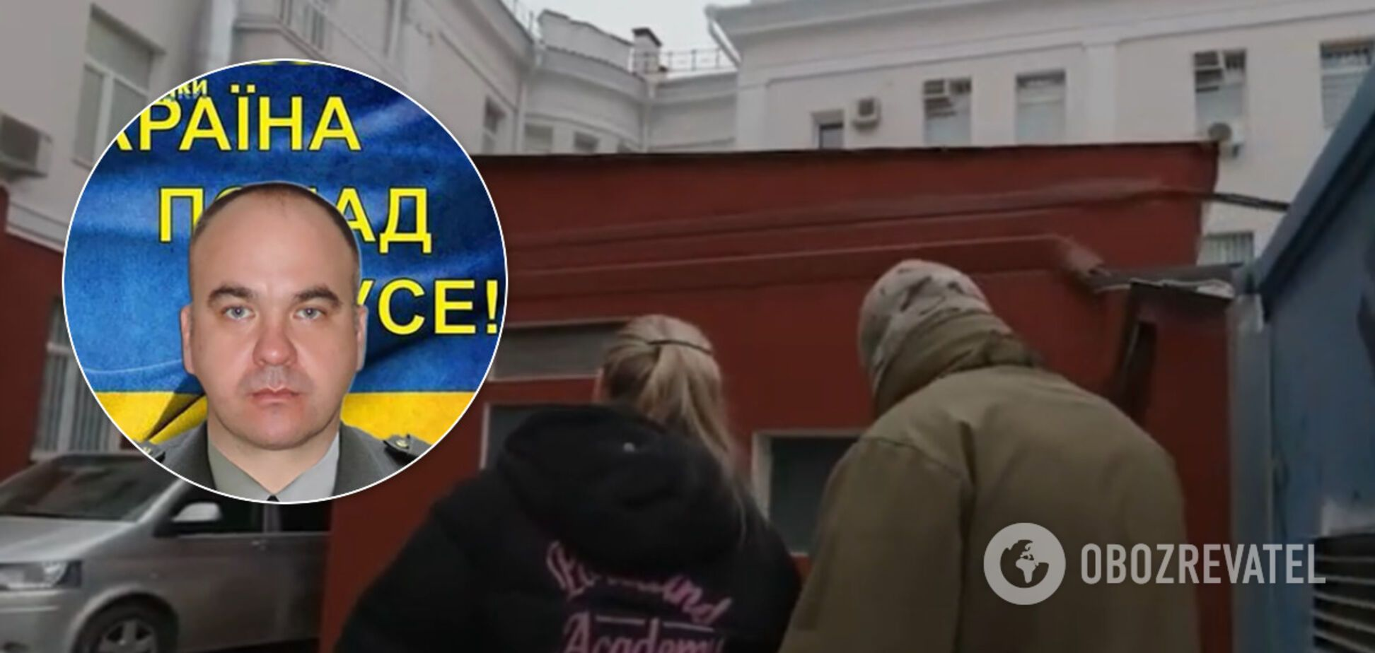 ФСБ заявила про затримання українських розвідників