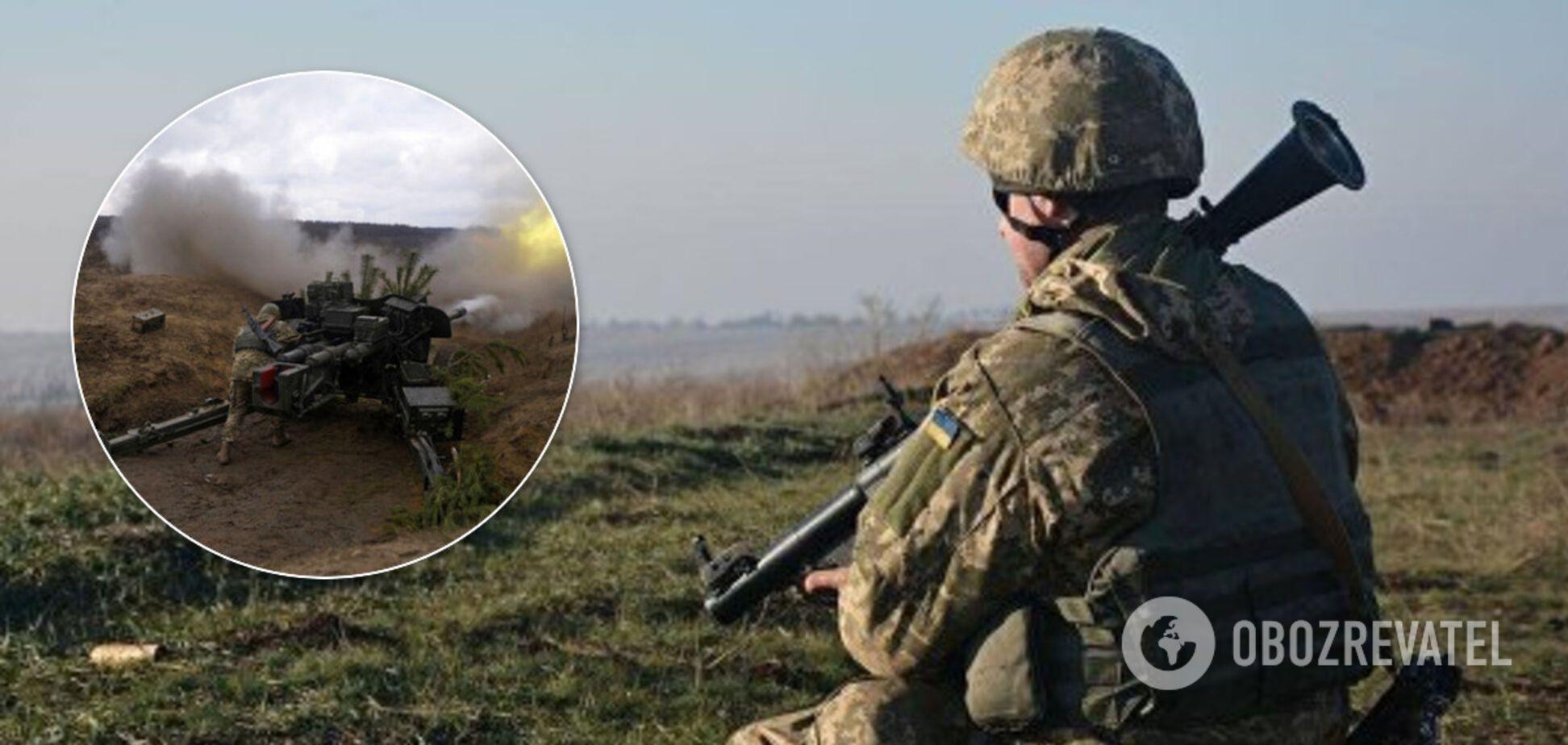 Війська Путіна розв'язали криваві бої на Донбасі: ЗСУ зазнали втрат