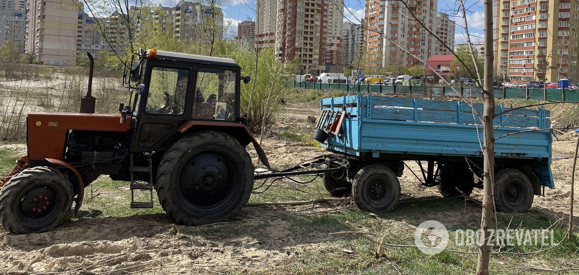 Після зачистки 'міста безхатченків' у Києві з'явилася нова проблема