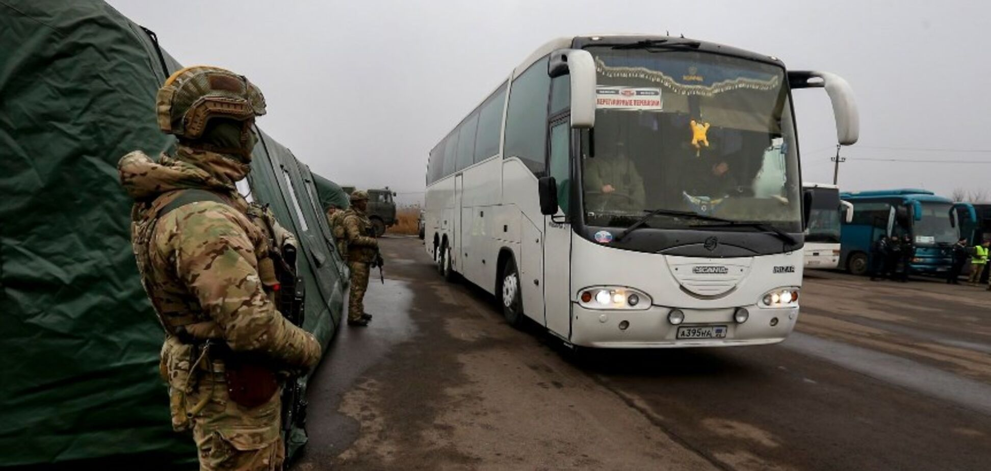 Обмен пленными между Украиной и 'Л/ДНР' состоится 16 апреля – СМИ