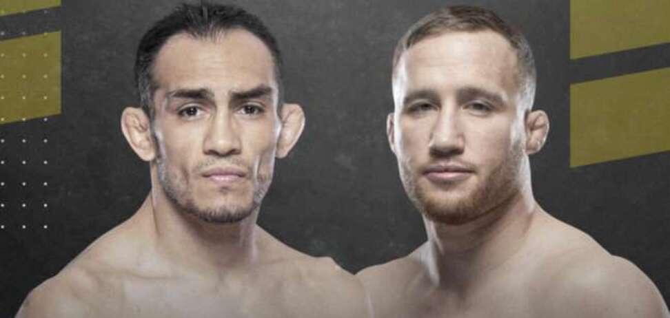 Поединок Тони Фергюсона и Джастина Гэтжи должен стать главным событием UFC 249