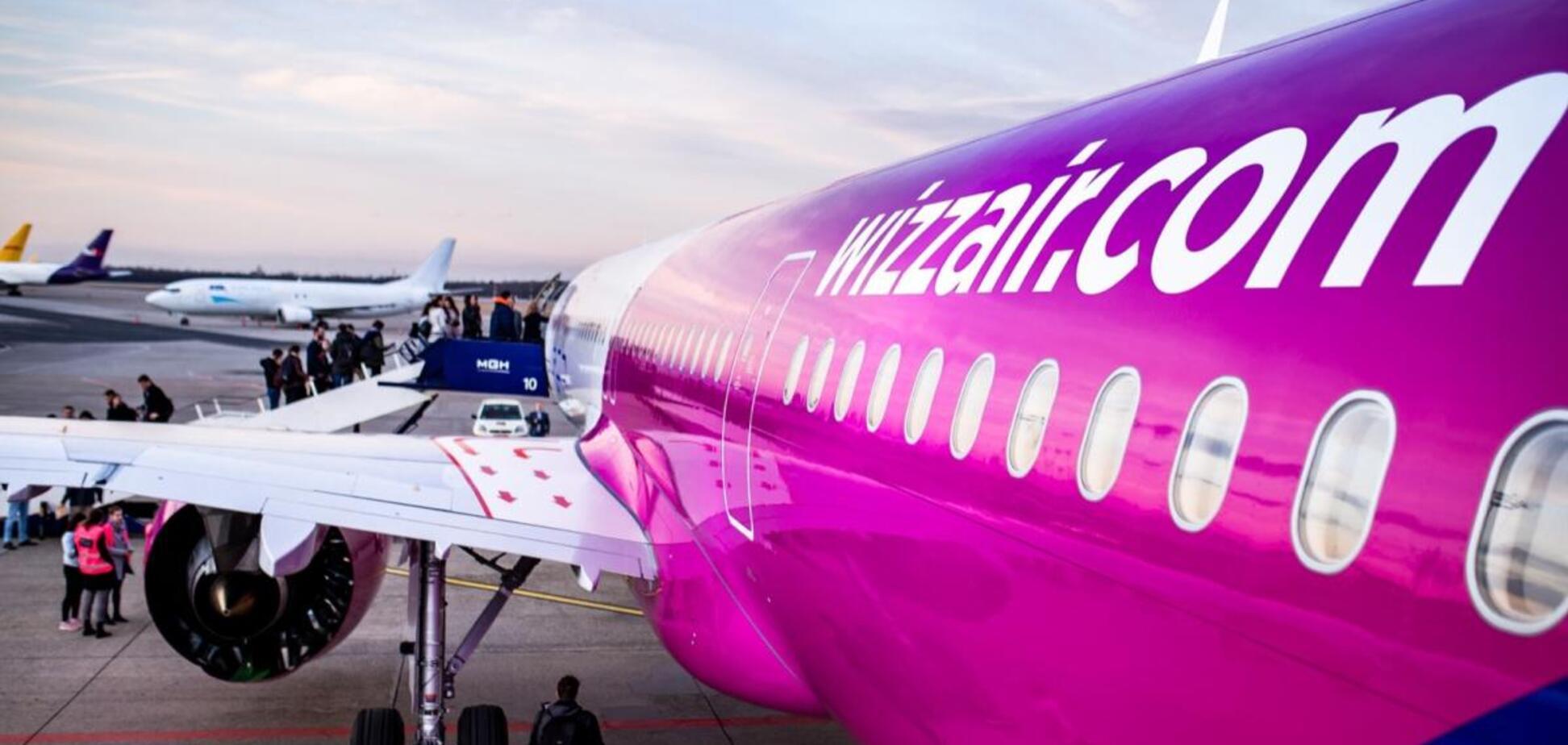 Кризис ударил по Wizz Air: авиакомпания вынуждена сократить 19% персонала