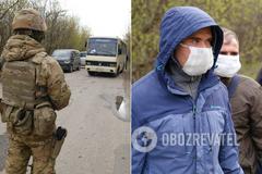 Опубліковано повний список звільнених із полону 'ДНР' і 'ЛНР'