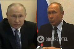 Від засмаглого до блідого: Путіна викрили у використанні двійника. Фото