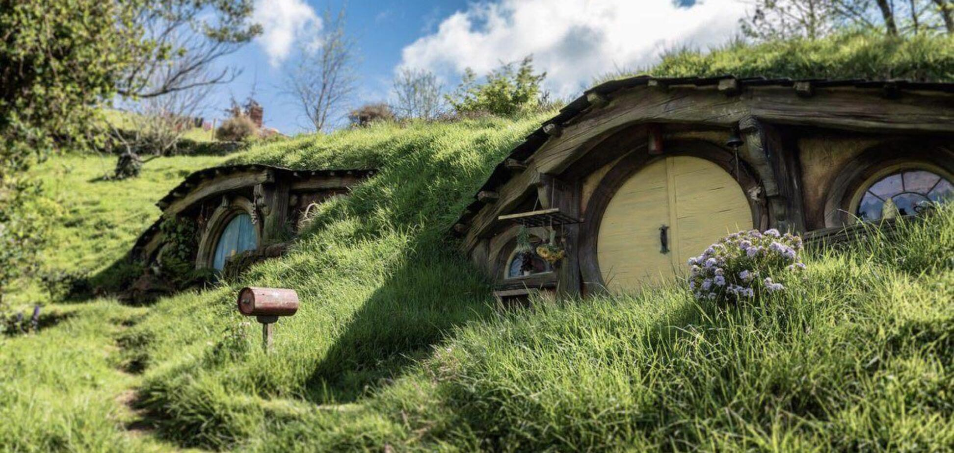 В Карпатах начали строить сказочный городок 'Хоббитхилл'