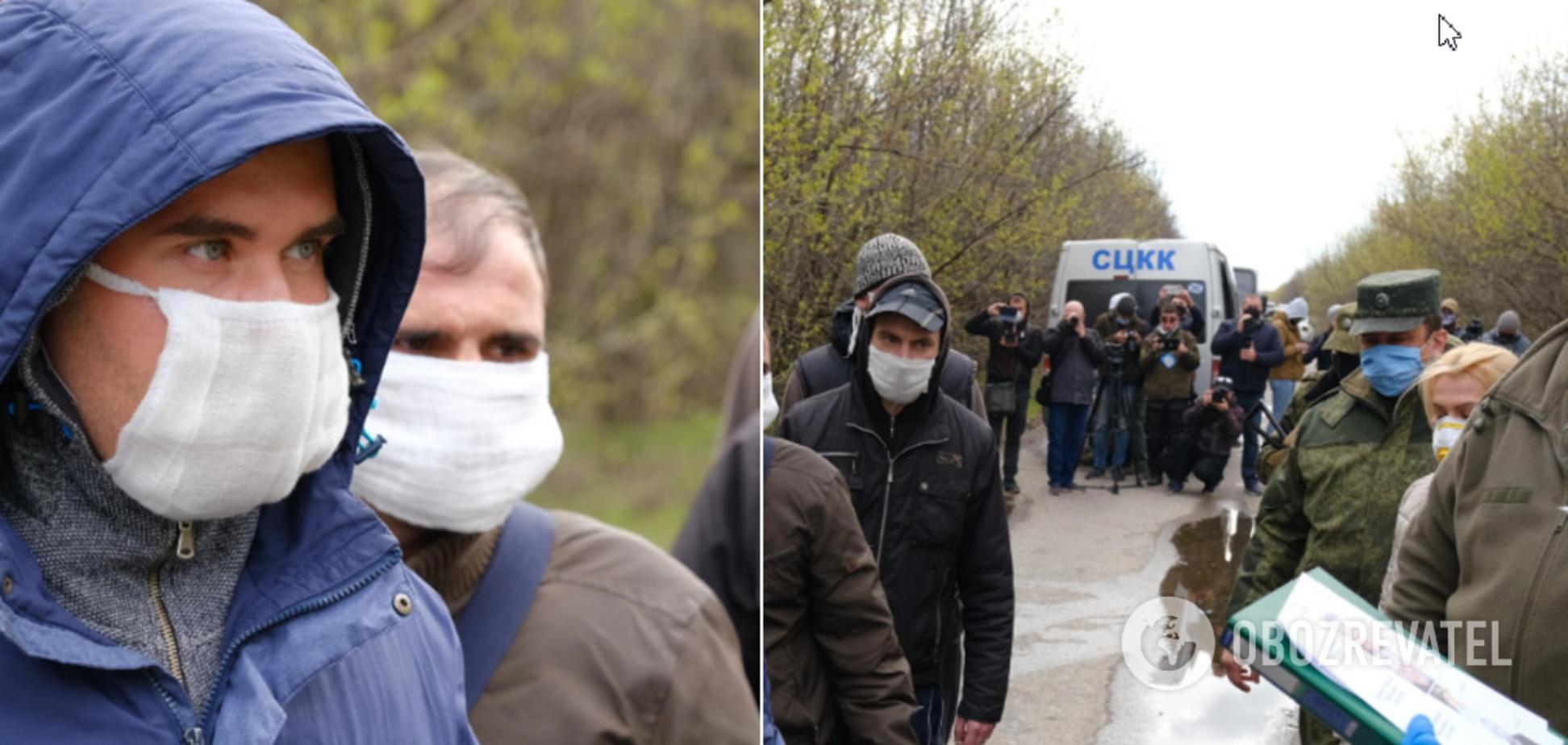 Обмін полоненими України з 'Л/ДНР': усі подробиці, фото й відео