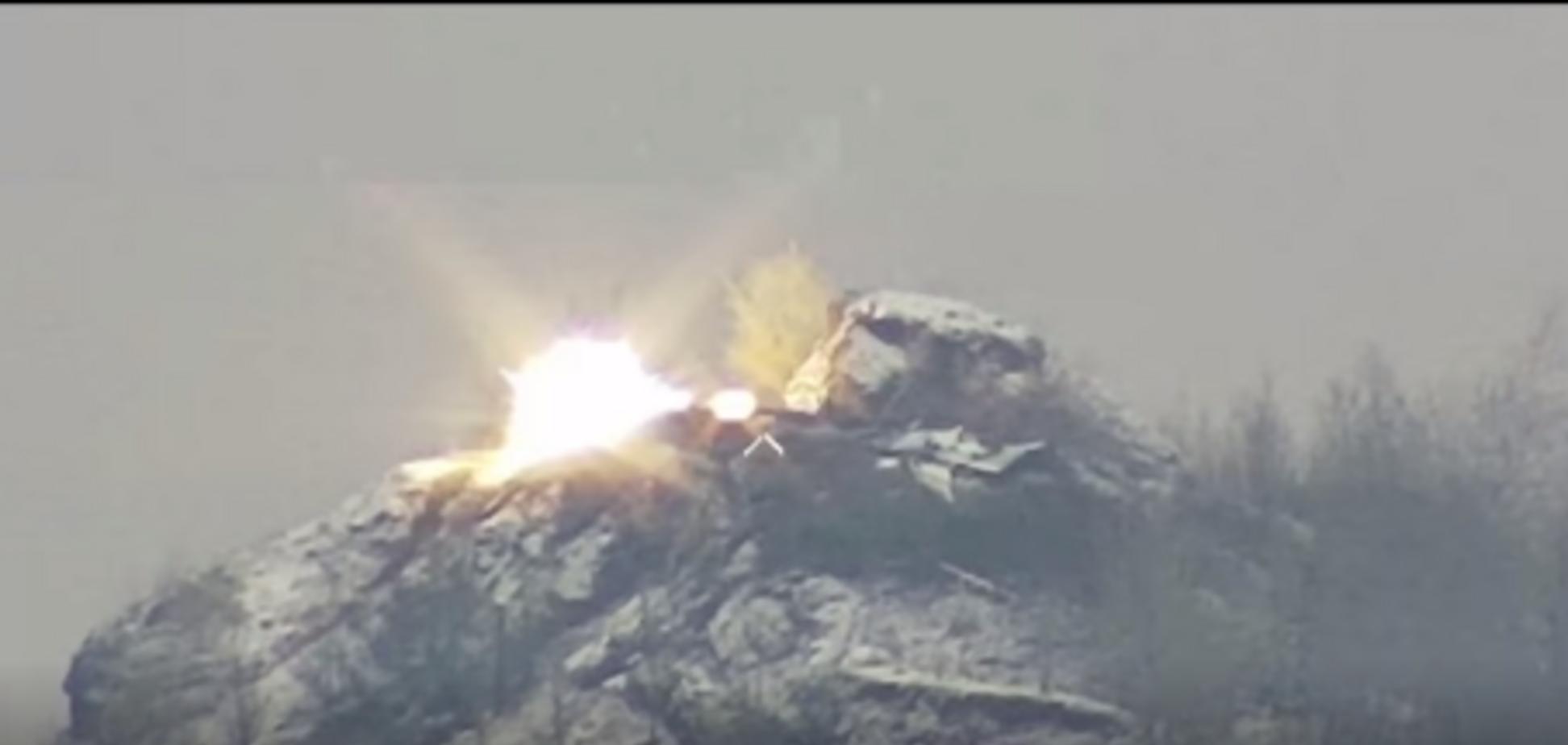 ЗСУ знищили ПТРК терористів