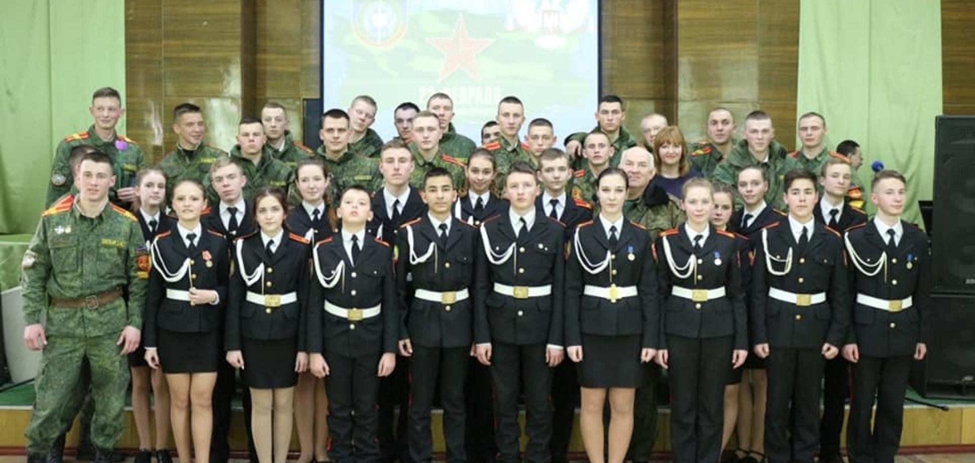 Курсанти терористичної ДНР