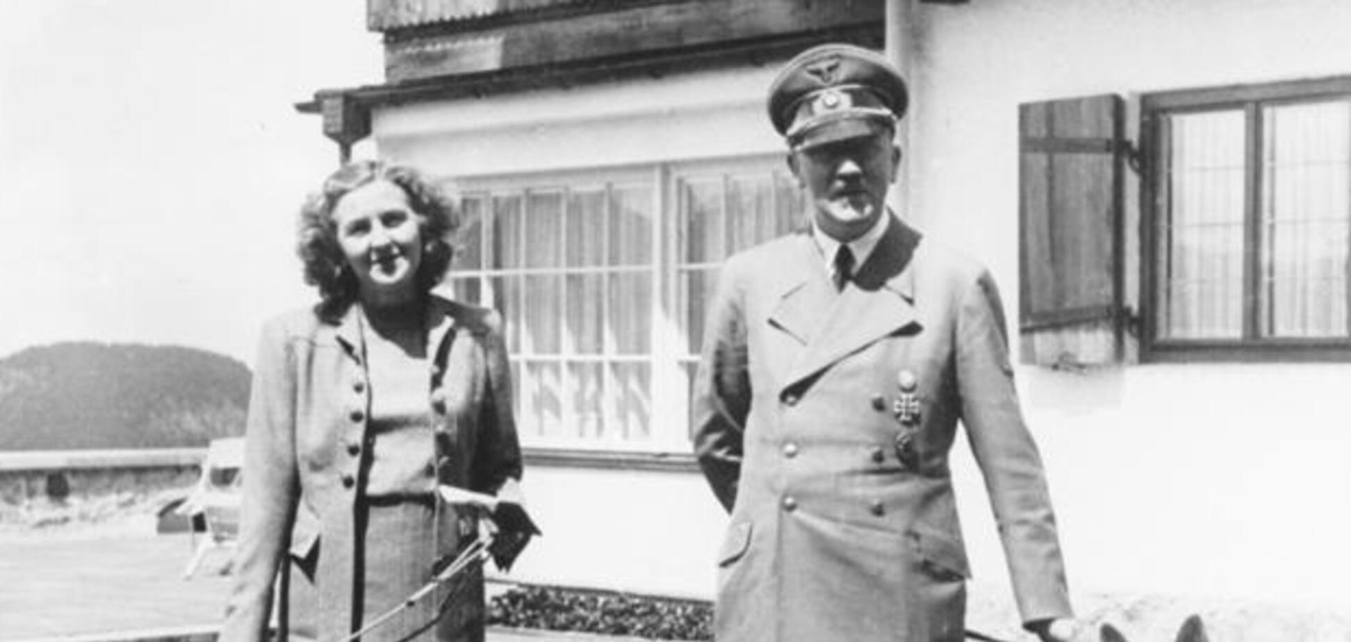 Измены и попытки самоубийства: каким был роковой брак Гитлера и Евы Браун