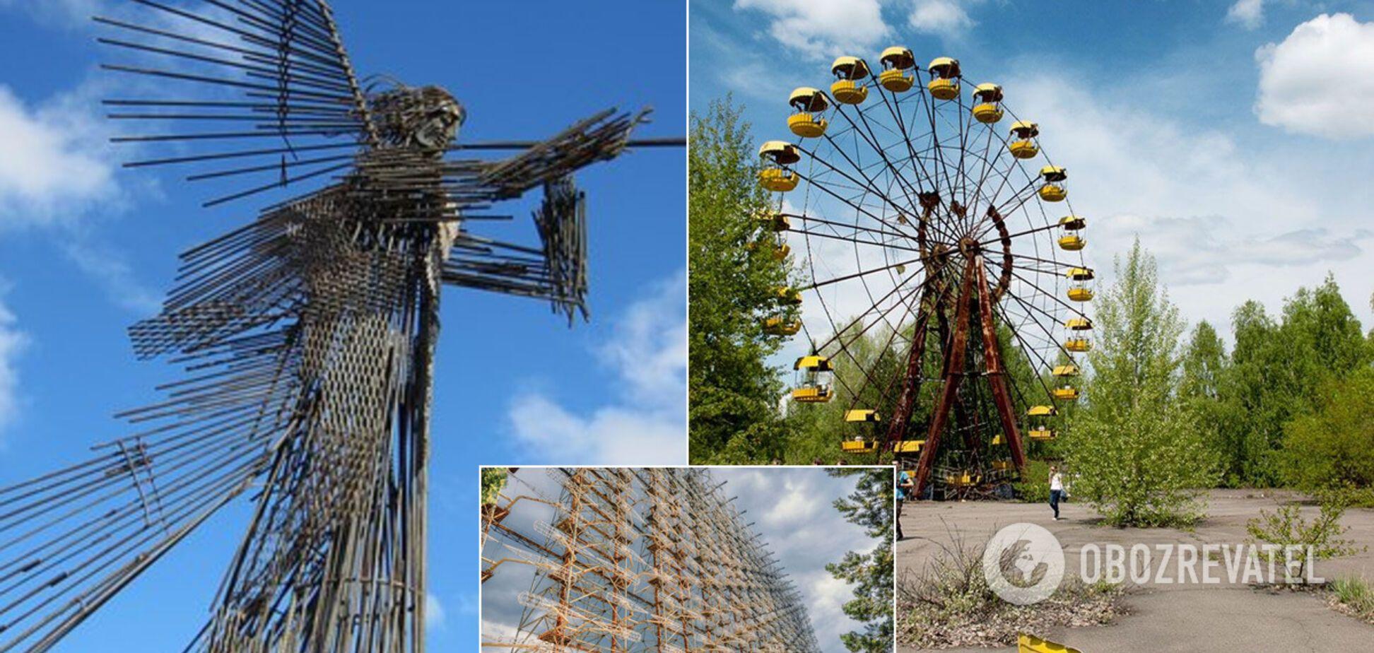 После пожара: топ-5 туристических мест Чернобыля, которые необходимо увидеть