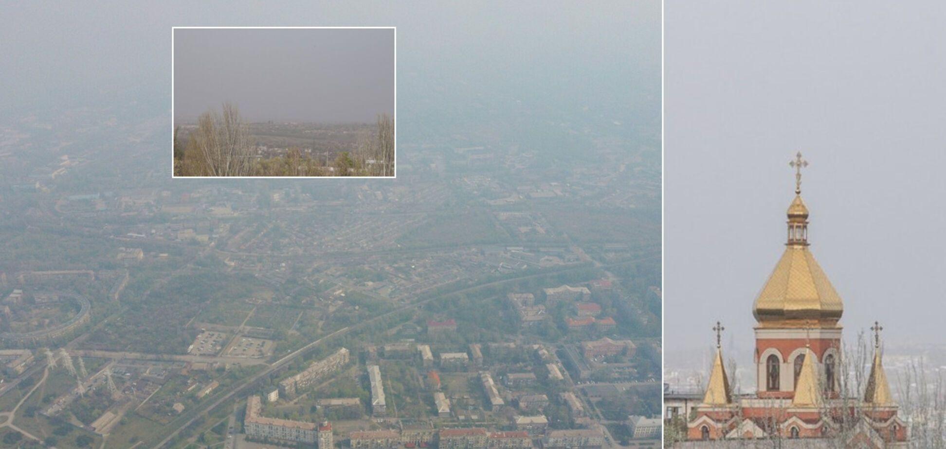 Міста України потонули в смозі: що відбувається та коли закінчиться пилове пекло