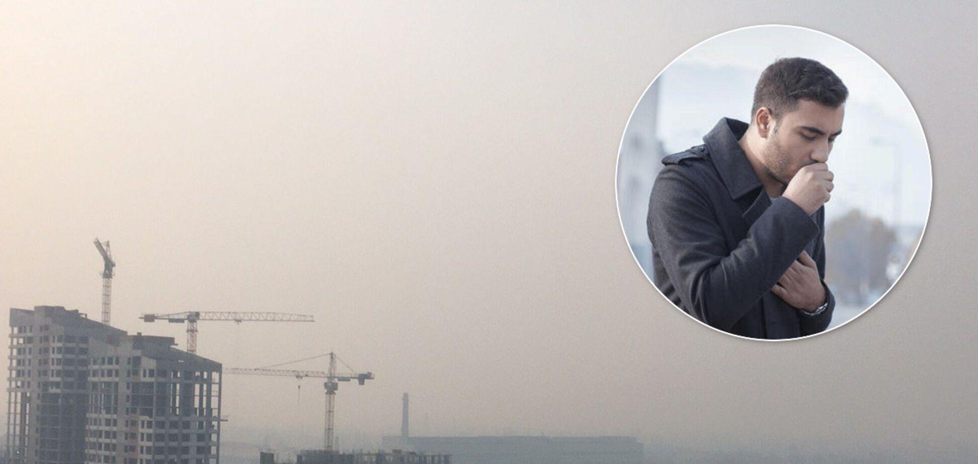 'Чекаємо північного вітру': глава Укргідрометцентру сказав, коли повітря очиститься від гару