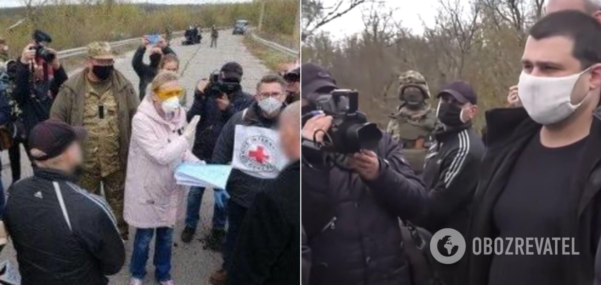 Колишній терорист відмовився від обміну і наїхав на 'ЛНР'. Відео