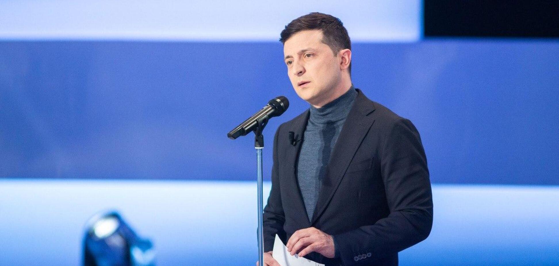 Зеленский сказал, какой видит победу на Донбассе