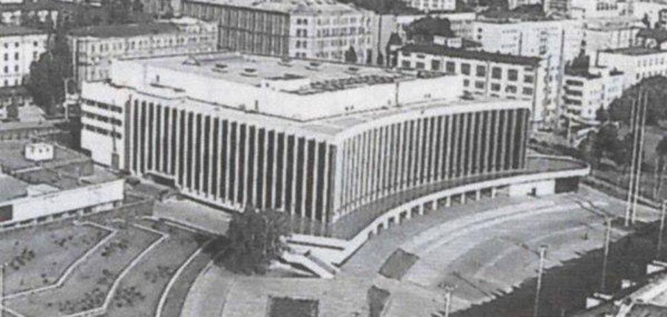 Вызвал скандал в СССР: Забужко напомнила трагическую историю Дворца 'Украина'