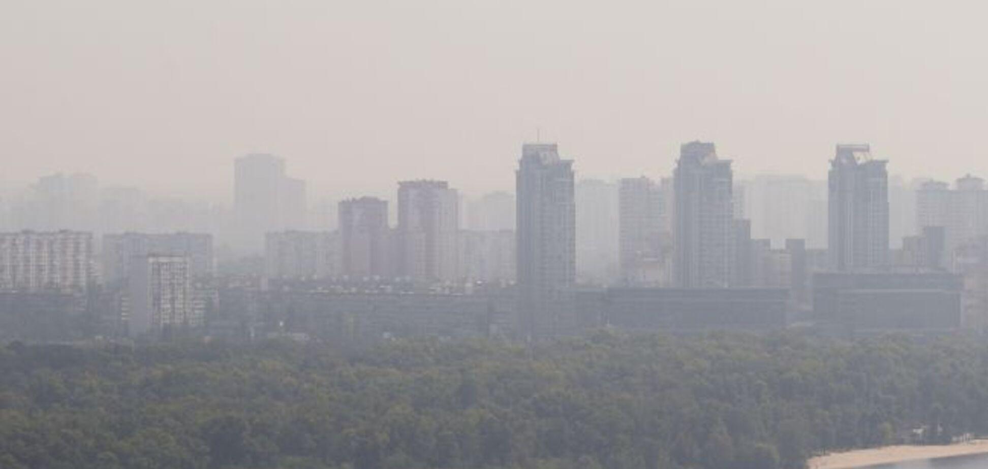 Статистика забруднення повітря в Україні занижена – експерт