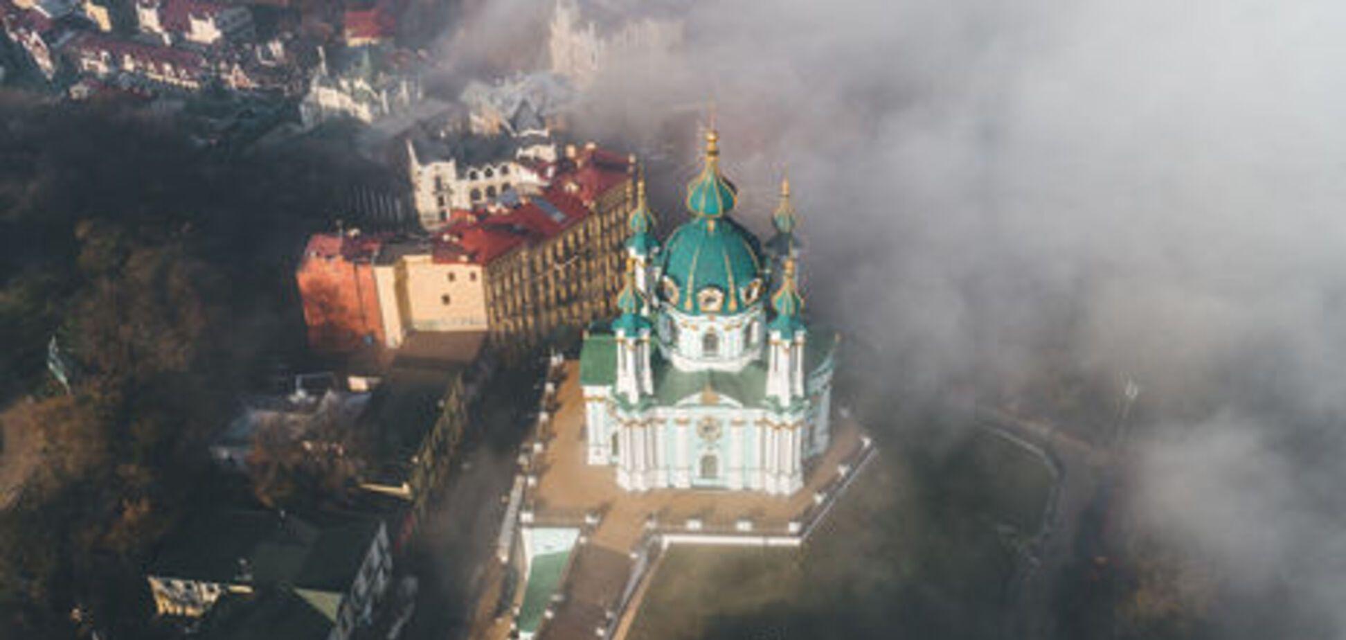 Кличко розповів про радіацію та забруднення повітря у Києві