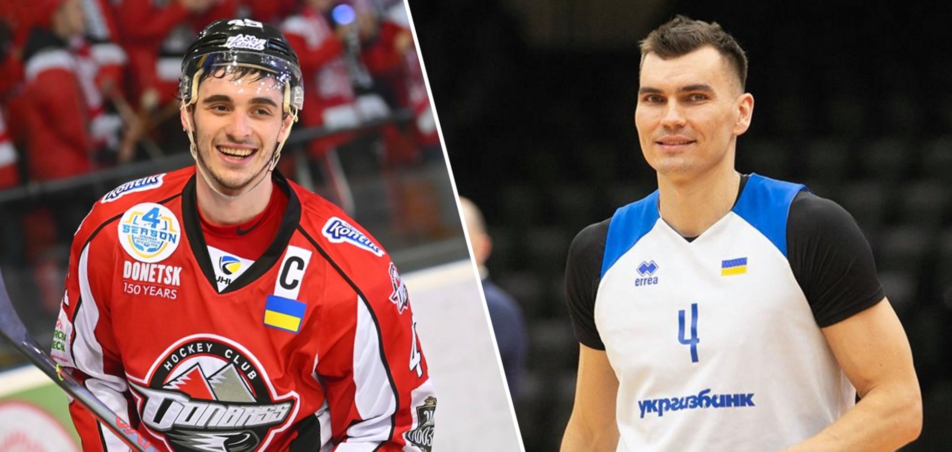 Пустозвонов признался, что пробовал играть в хоккей, а отец Захарова занимался баскетболом: откровения онлайн-баттла 'Без клюшек'