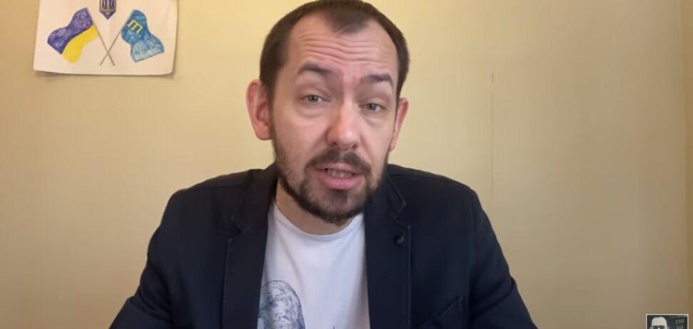 Цимбалюк постебался над раздачей 'Л/ДНР' паспортов РФ