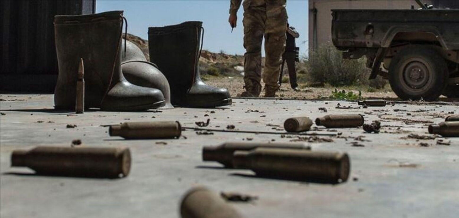 Турецкие дроны устроили 'карантин' группировке Вагнера в Ливии
