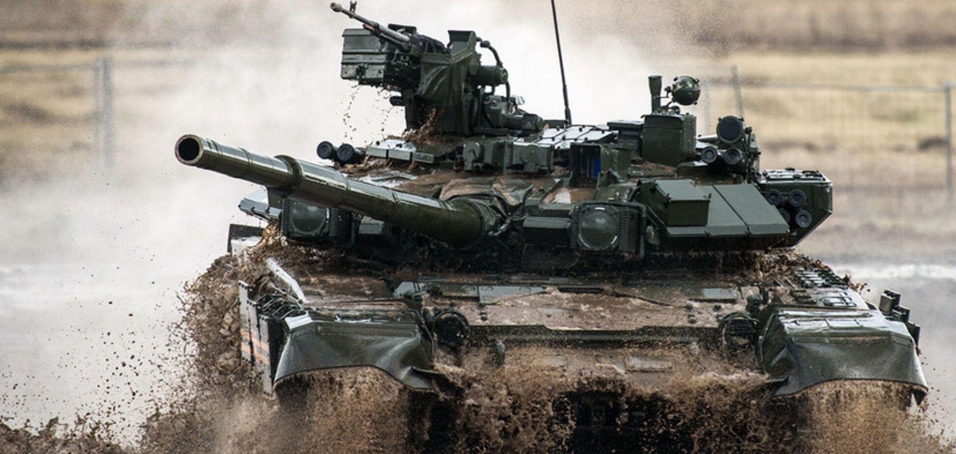 Танковая дилемма российской недоимперии