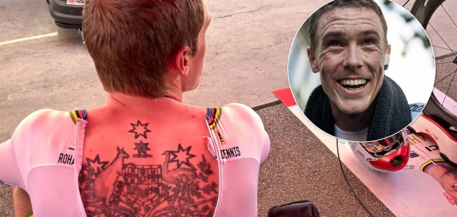 'Коронавирус может отс*сать': у чемпиона мира по велоспорту Роана Денниса сдали нервы на карантине
