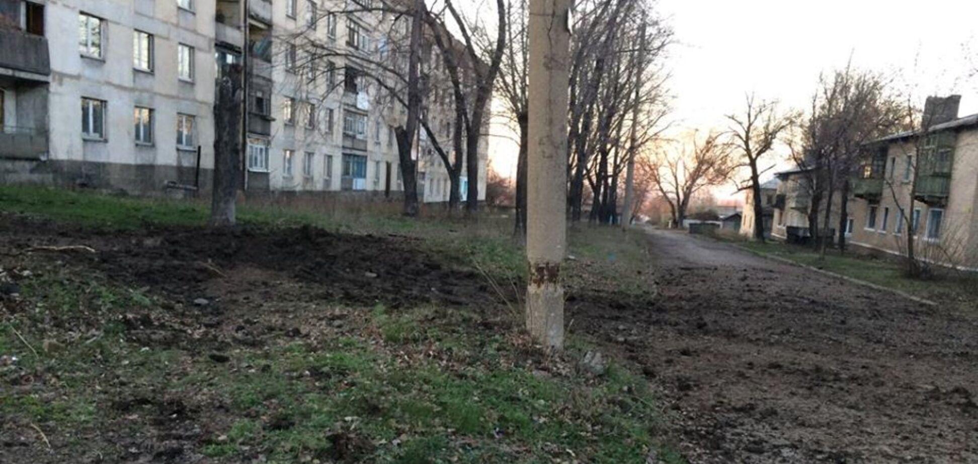 Обстрел Новотошковского