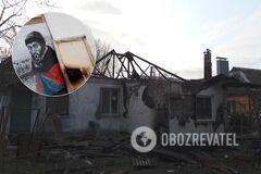 У Піаніста Майдану згорів будинок: фото і реквізити для допомоги