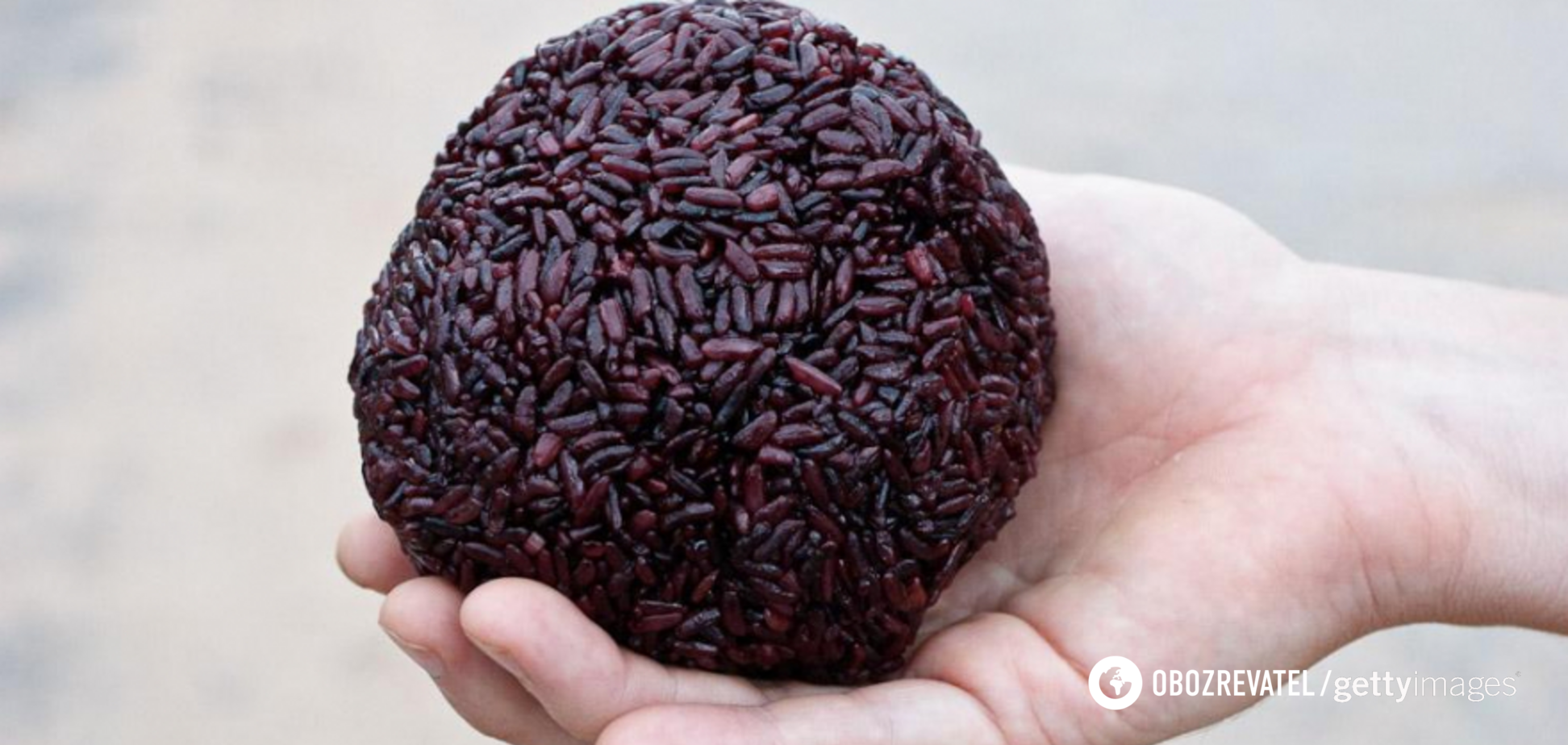 Салат и ризотто из фиолетового риса – готовим умную еду