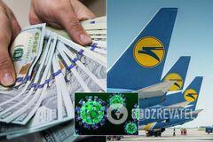 Українським авіакомпаніям заплатять компенсацію за евакуацію громадян