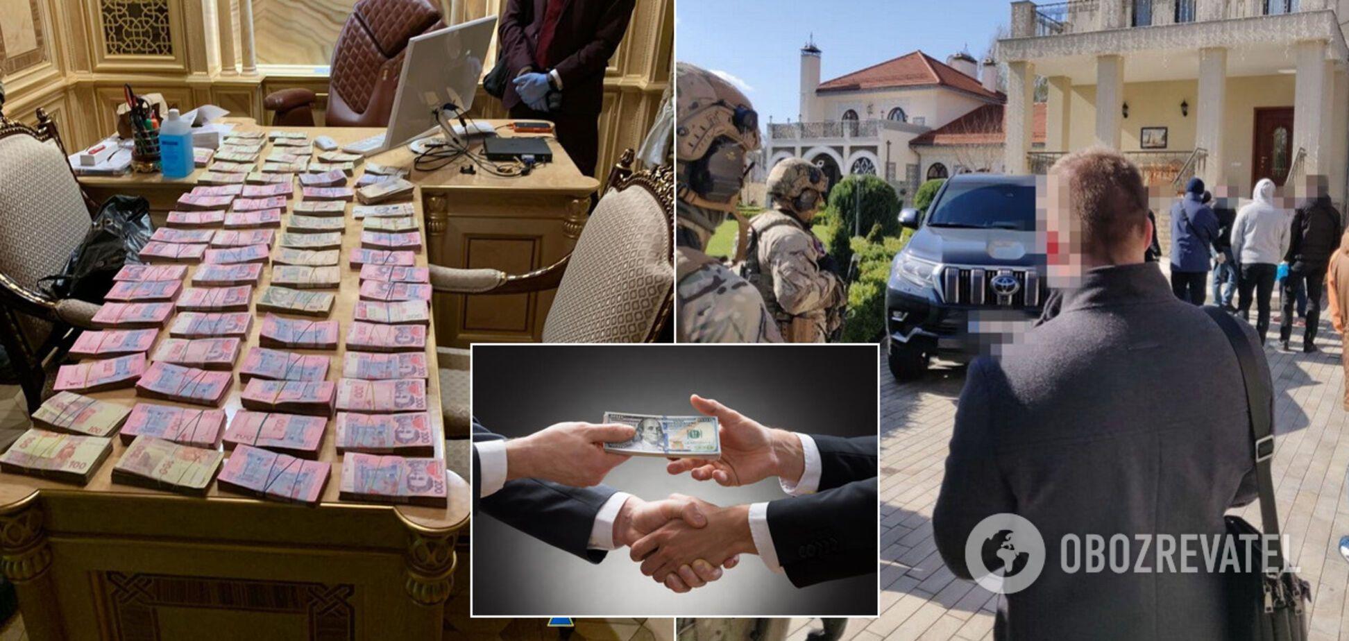 СБУ прийшла з обшуком до дружини топсиловика часів Януковича