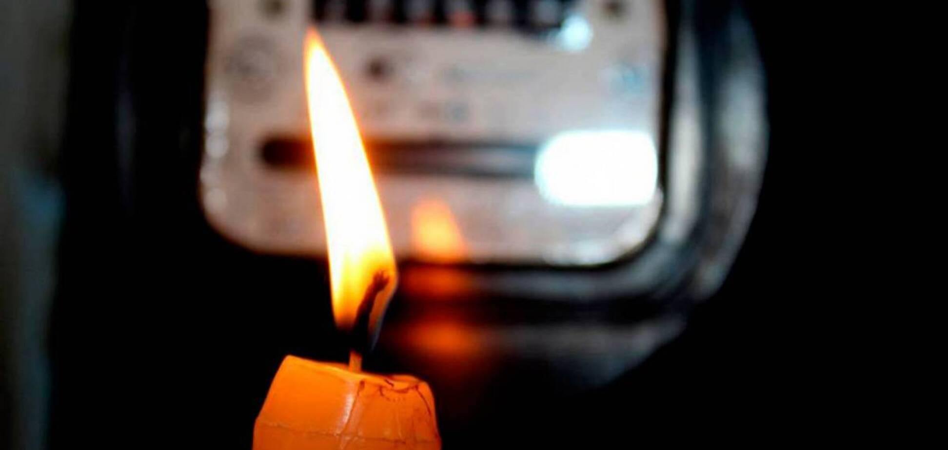 У Дніпрі пройде масштабне відключення світла: адреси
