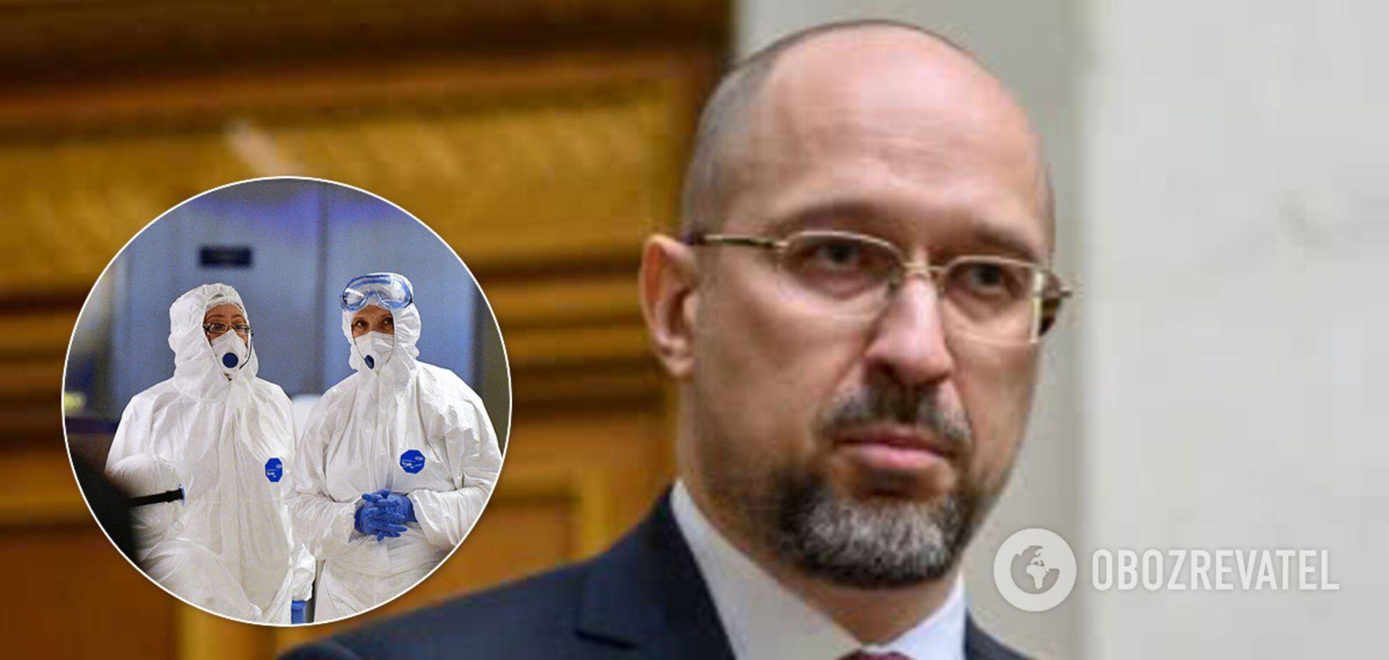 У Кабміні назвали нову дату піка коронавірусу в Україні