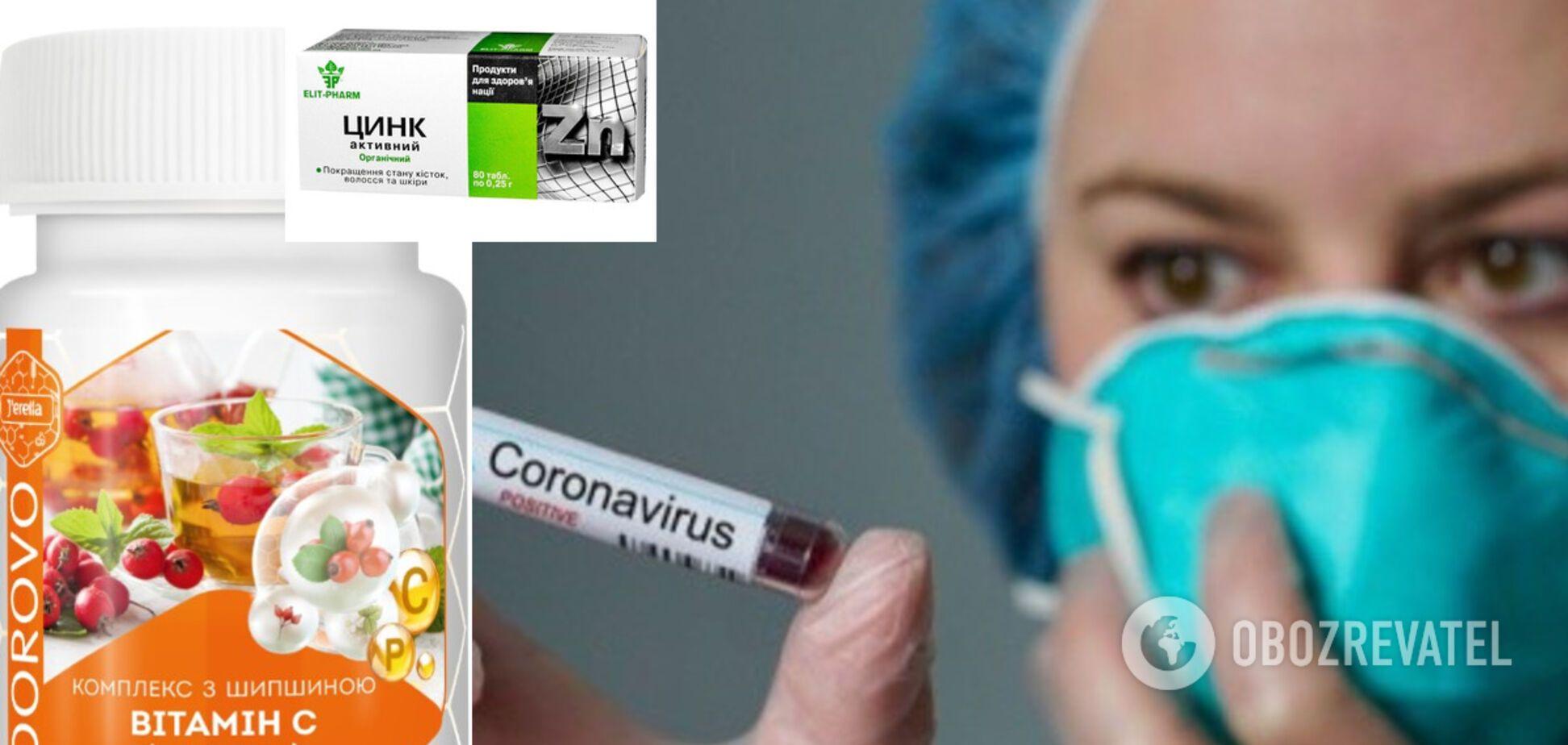 Витамин С и цинк при коронавирусе: врач из США объяснила, есть ли толк