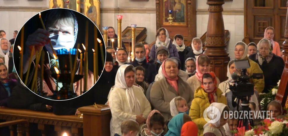 Порушення карантину на Великдень: в УПЦ МП розповіли про санкції