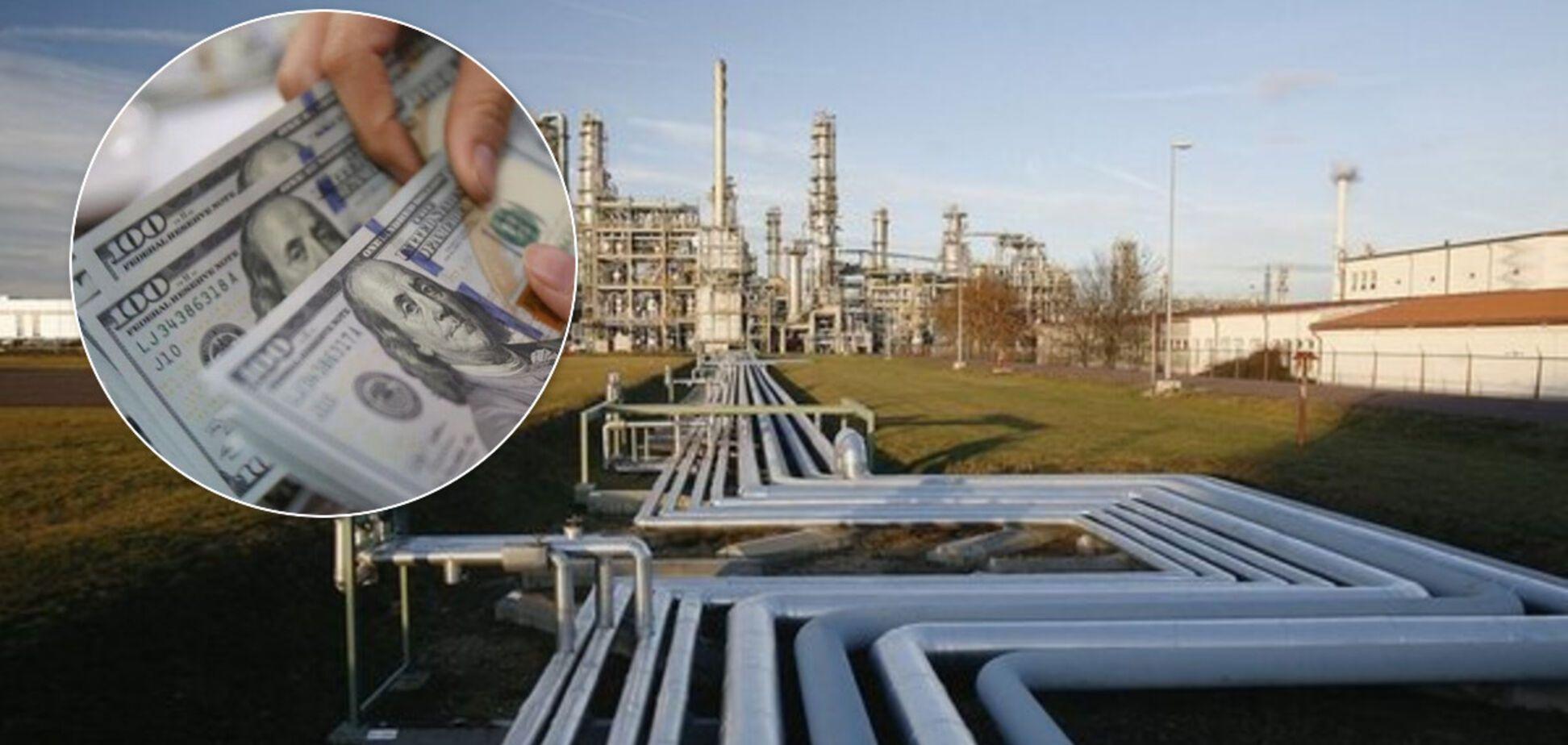 Україна не зможе заробити на зберіганні нафти: 'Укртранснафта' розбила плани Вітренка