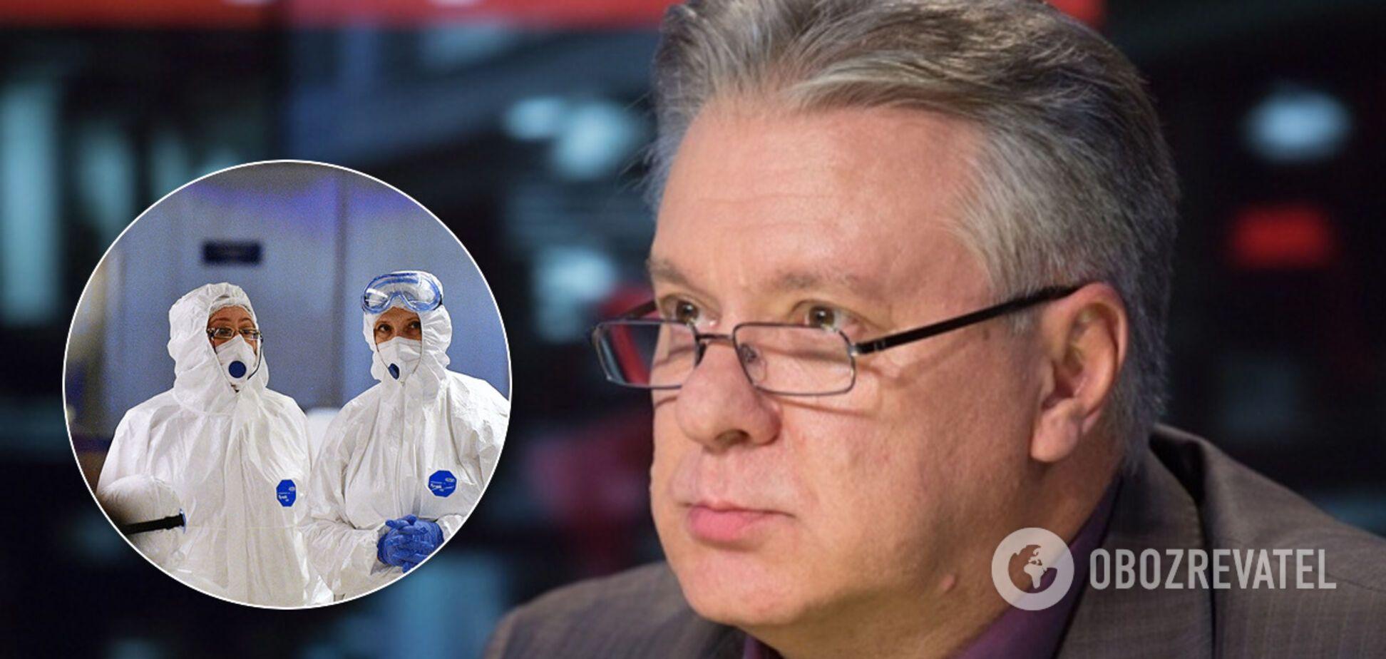 Український ексрозвідник розповів, як зміниться світ після пандемії