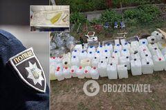 Ватажок працював у МВС: у Києві викрили потужний наркосиндикат. Фото